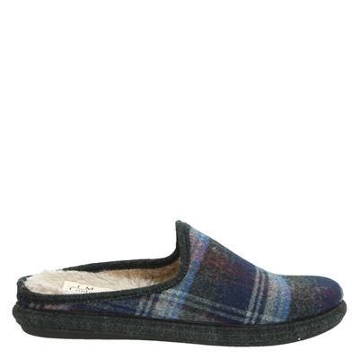 CM Comfort heren pantoffels grijs