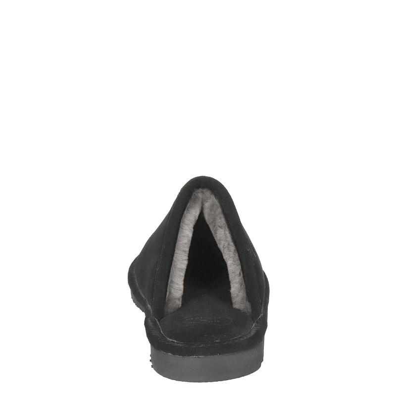 Warmbat Australia Barron - Pantoffels - Zwart