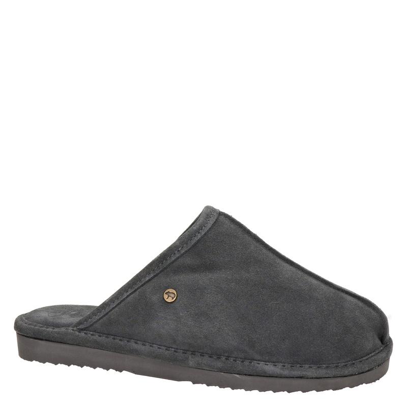 Warmbat Australia Barron - Pantoffels - Grijs