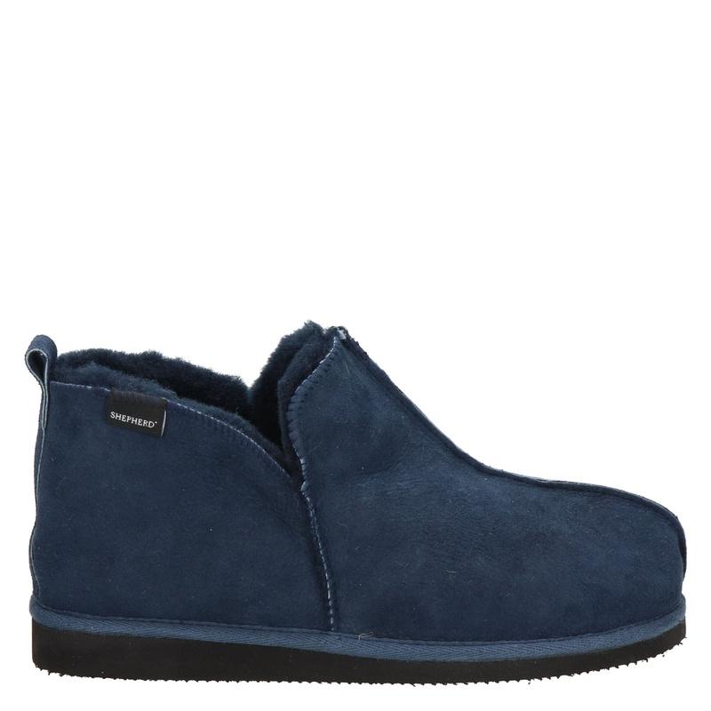Shepherd Anton - Pantoffels - Blauw