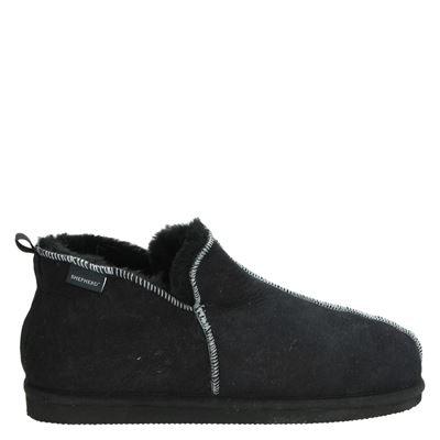 Shepherd heren pantoffels zwart