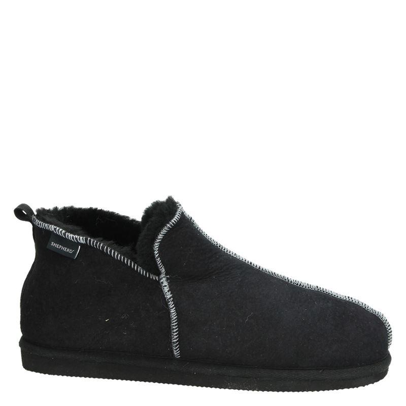 Shepherd Andy - Pantoffels - Zwart
