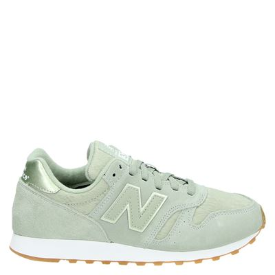 New Balance dames sneakers groen