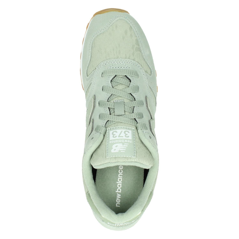 new balance wl373 sneakers groen dames