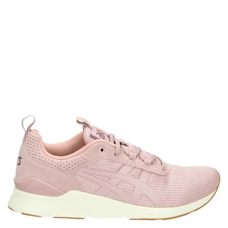 asics beige dames schoenen