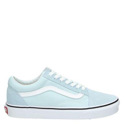 Vans dames sneakers blauw