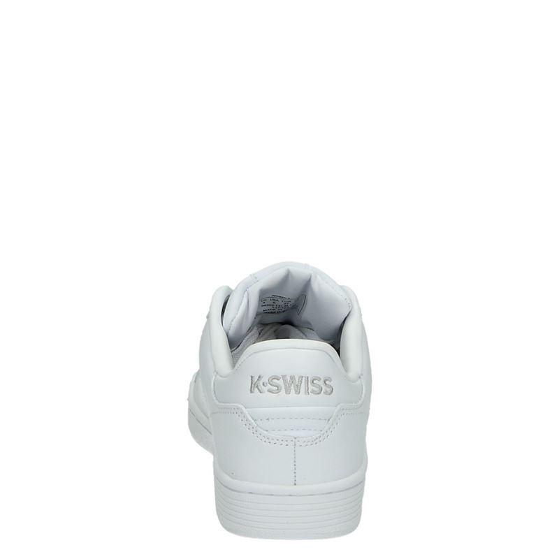 K-Swiss WMS clean court - Lage sneakers - Wit