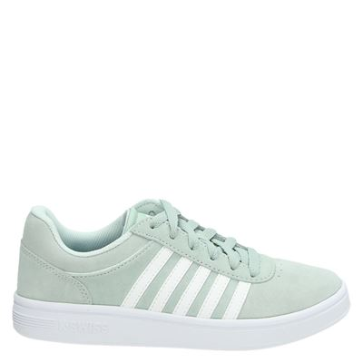 K-Swiss dames sneakers groen