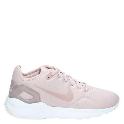 Nike dames lage sneakers roze