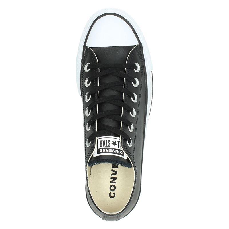 Converse Chuck Taylor - Platform sneakers - Zwart