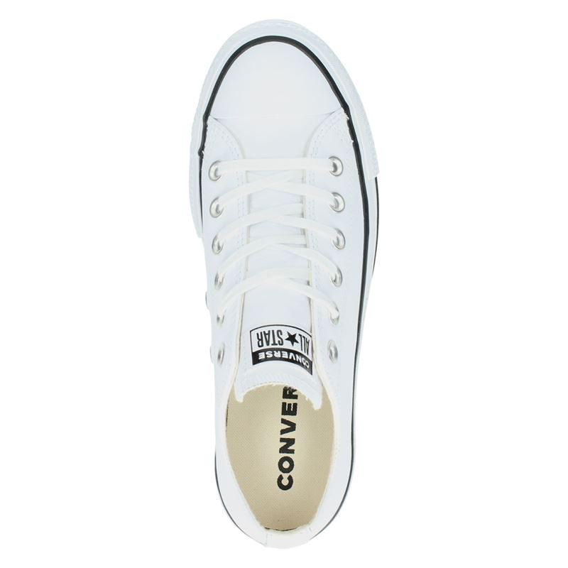 Converse Chuck Taylor - Platform sneakers - Wit