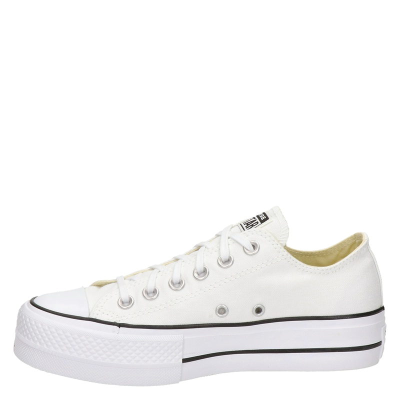 Converse Chuck Taylor  All Star Lift - Platform sneakers - Wit