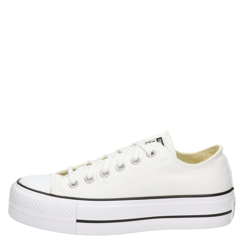 Converse Chuck Taylor  All Star - Platform sneakers - Wit