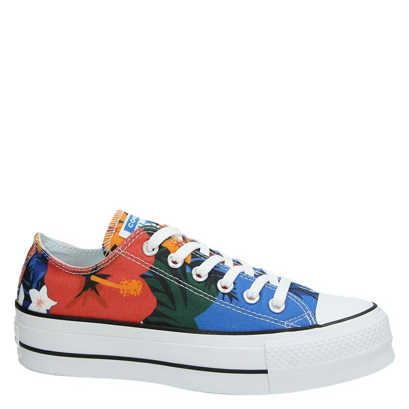 Converse Chuck Taylor  All Star Lift - Platform sneakers - Blauw