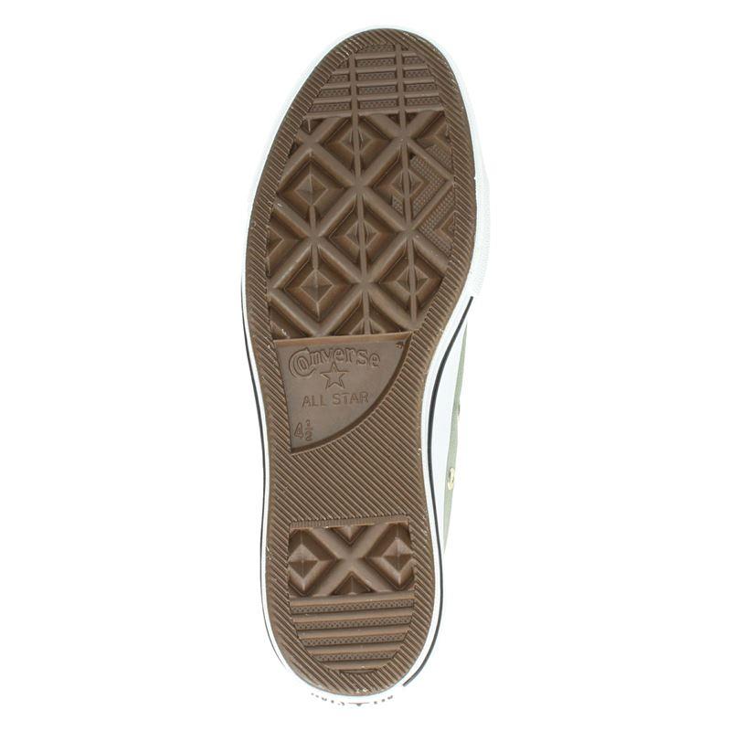 Converse Chuck Taylor  All Star Lift - Platform sneakers - Groen