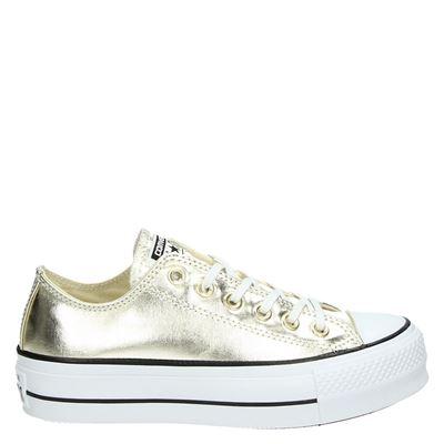Converse dames sneakers goud