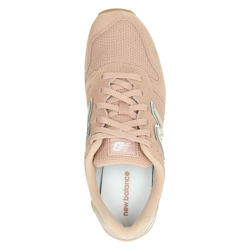 New Balance 373 - Lage sneakers - Roze