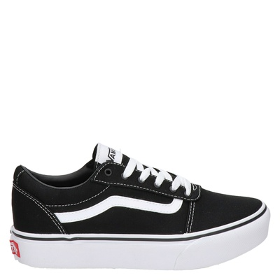 Vans dames lage sneakers multi