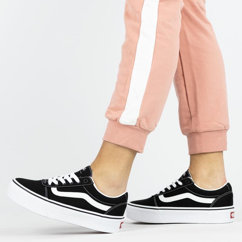 Vans Ward Platform - Lage sneakers - Multi