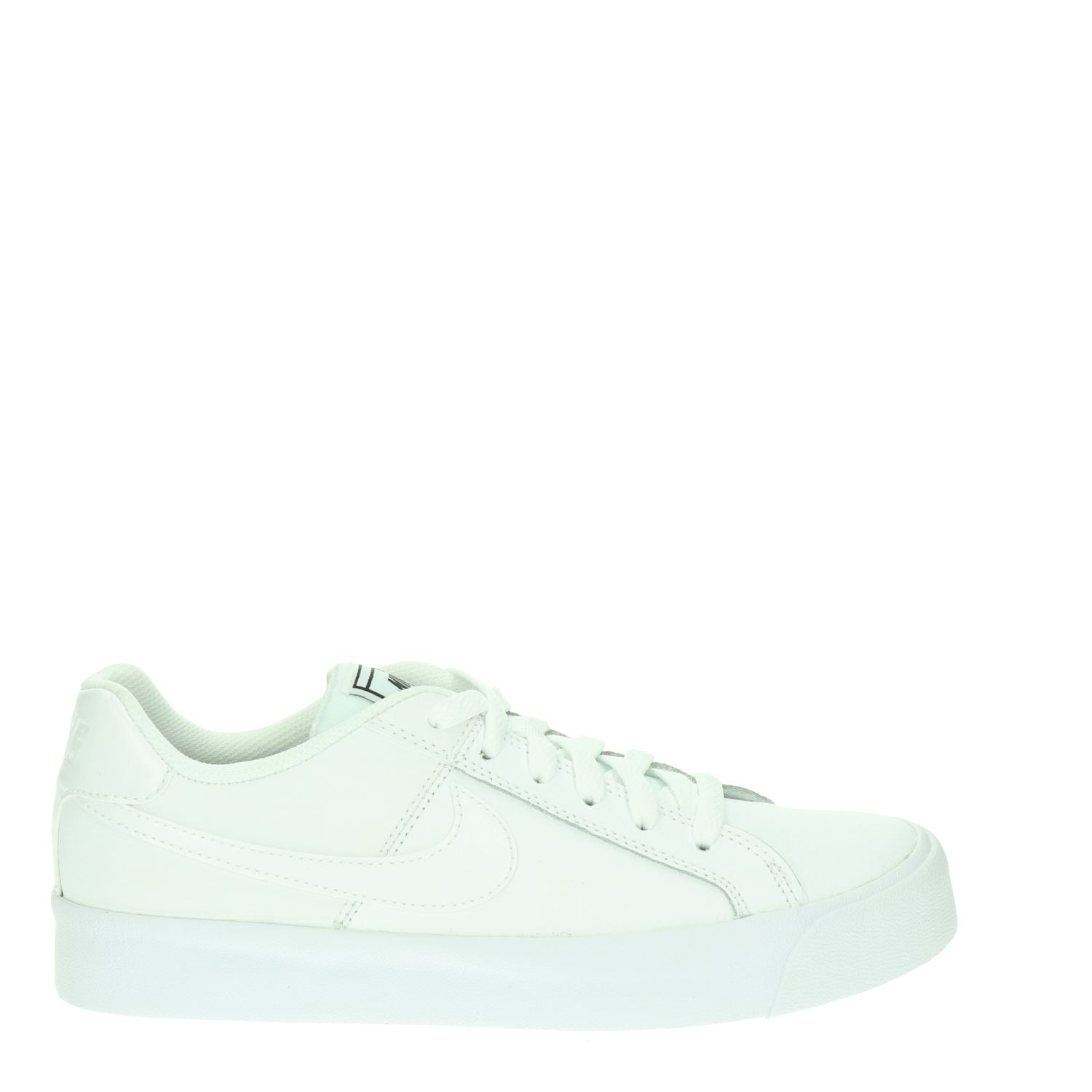 b2c93784d8e Nike Court Royale dames lage sneakers wit