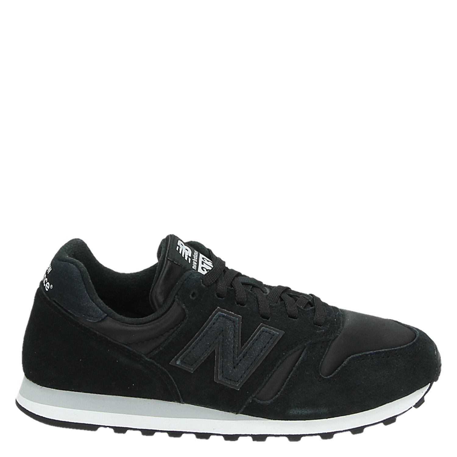 new balance 373 heren zwart