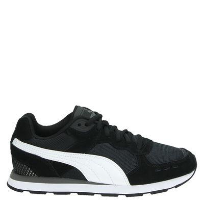 Puma dames sneakers zwart