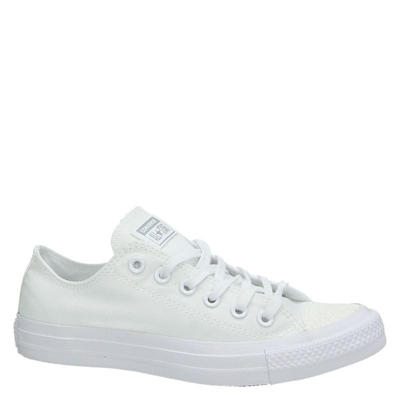 Converse C AS Ox glitter - Lage sneakers - Wit
