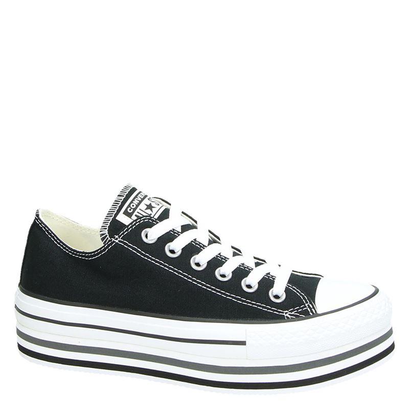 Converse Platform - Lage sneakers - Zwart