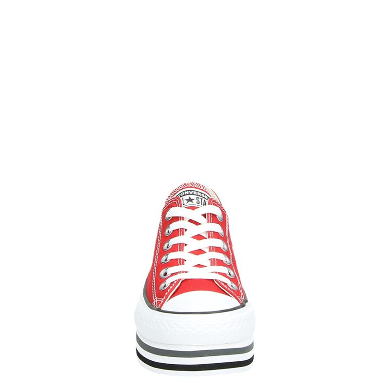 Converse Platform - Lage sneakers - Rood
