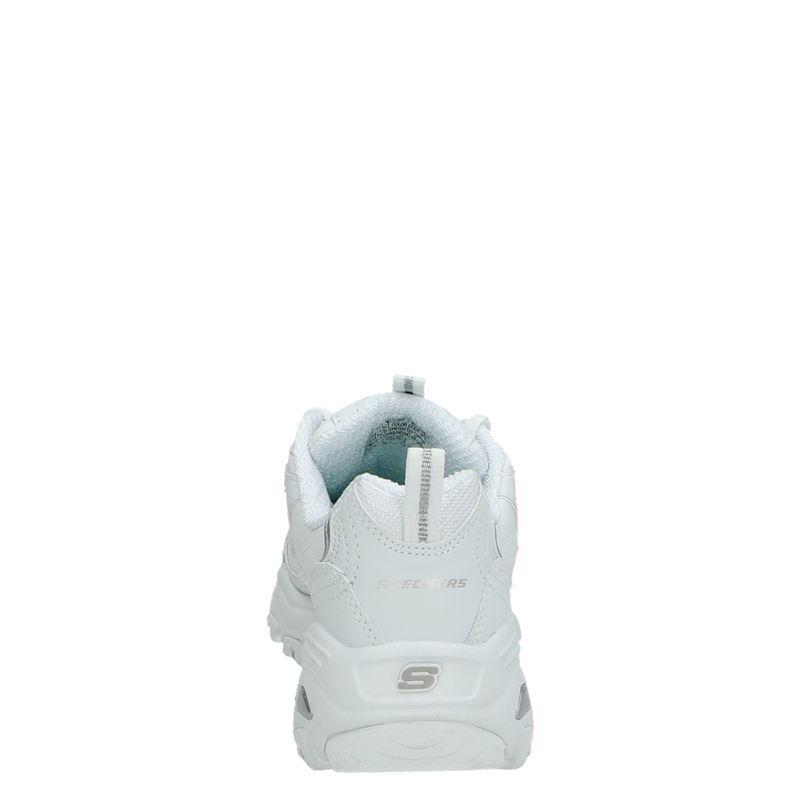 Skechers D Lites - Dad Sneakers - Wit