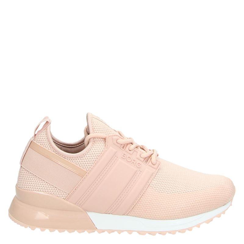 Bjorn Borg - Lage sneakers - Roze