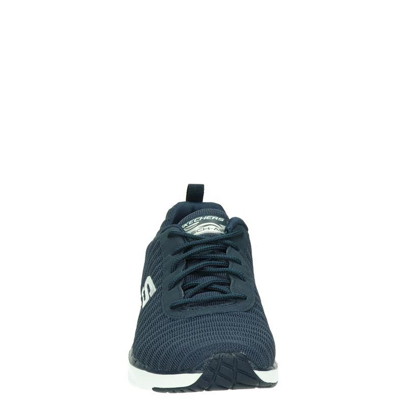 Skechers Skech-Air Infinity - Lage sneakers - Blauw