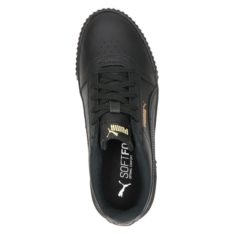 Puma Carina - Lage sneakers - Zwart