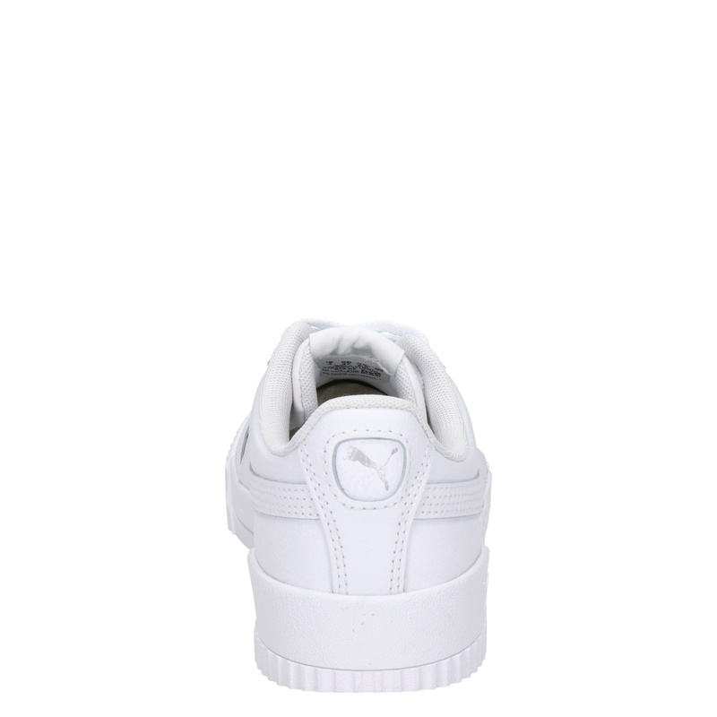 Puma Carina - Lage sneakers - Wit