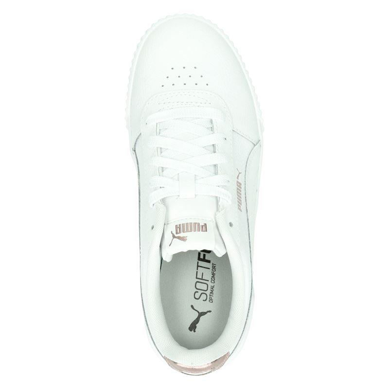 Puma Carina - Lage sneakers - Rose goud