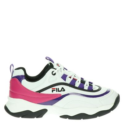 Fila dames dad sneakers wit