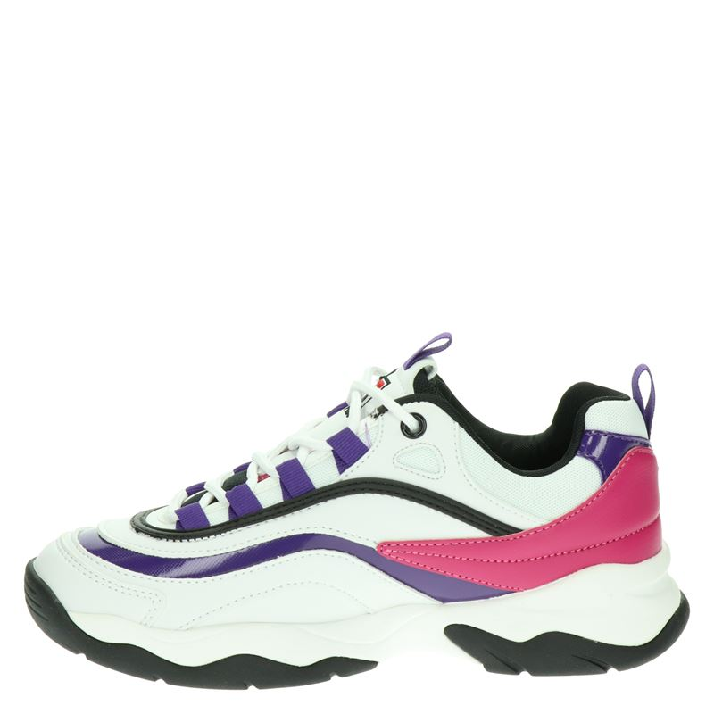Fila Ray low - Dad Sneakers - Wit