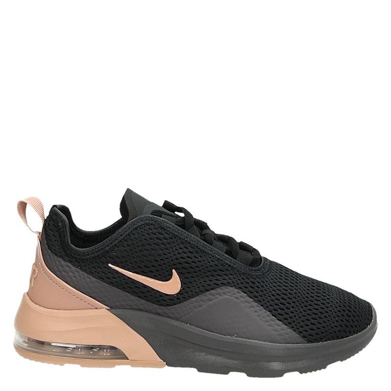 Nike Motion - Lage sneakers - Zwart