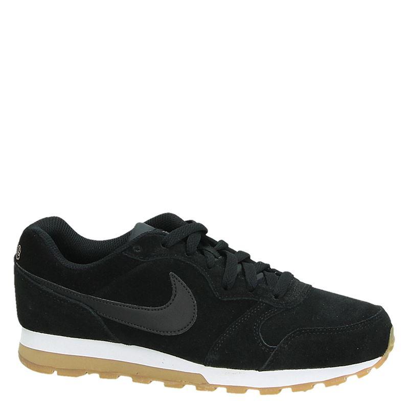 Nike MD Runner - Lage sneakers - Zwart