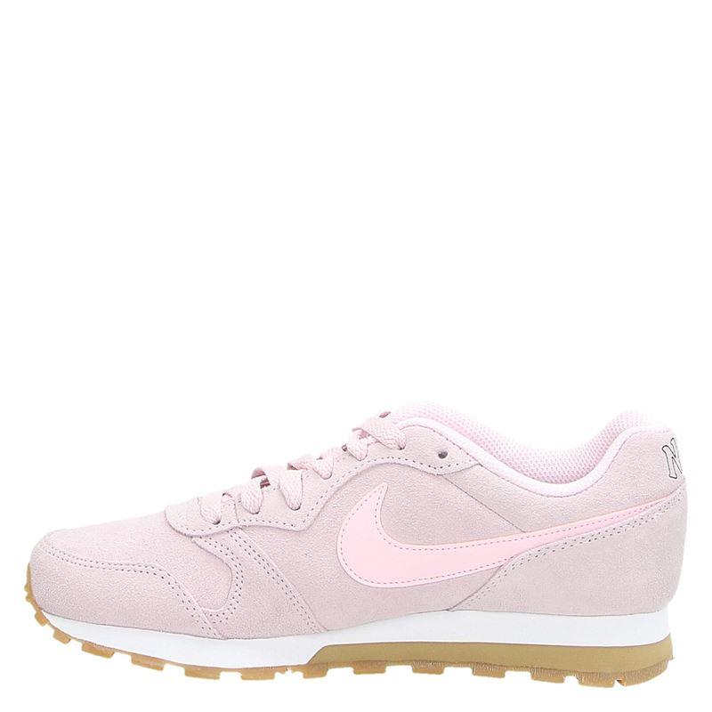 Nike MD Runner - Lage sneakers - Roze