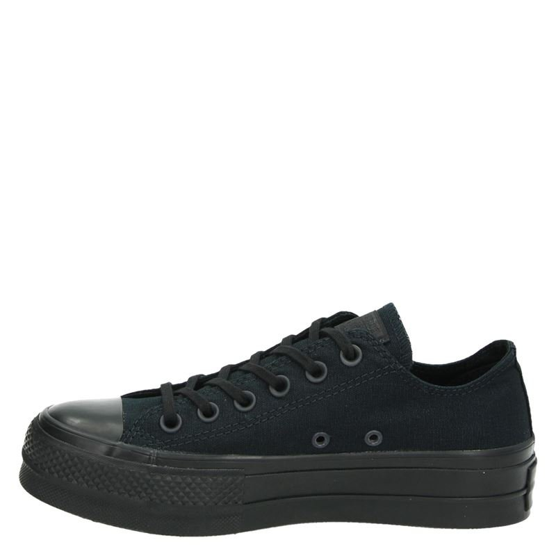 Converse Lift Clean OX - Lage sneakers - Zwart