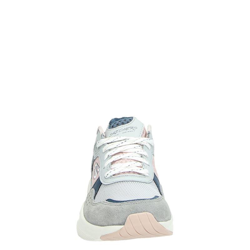 Skechers - Hoge sneakers - Grijs