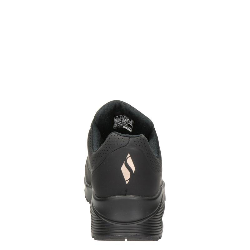 Skechers Street Uno - Lage sneakers - Zwart