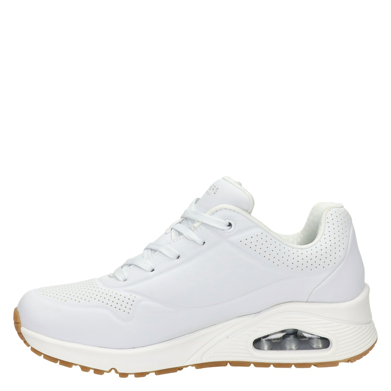 Skechers Stand On Air - Lage sneakers - Wit