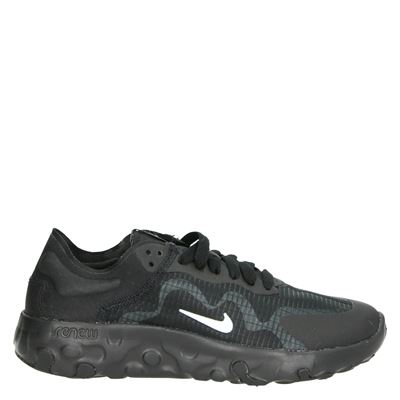 Nike dames lage sneakers zwart