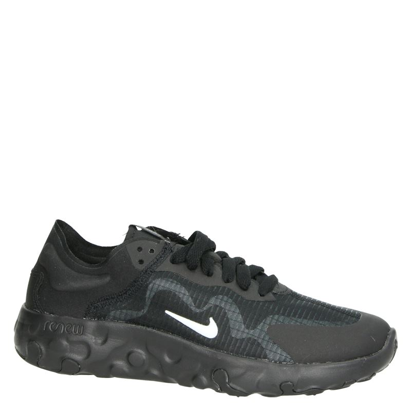 Nike Renew Lucent - Lage sneakers - Zwart