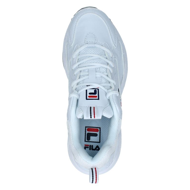 Fila Ray Tracer Low - Dad Sneakers - Wit