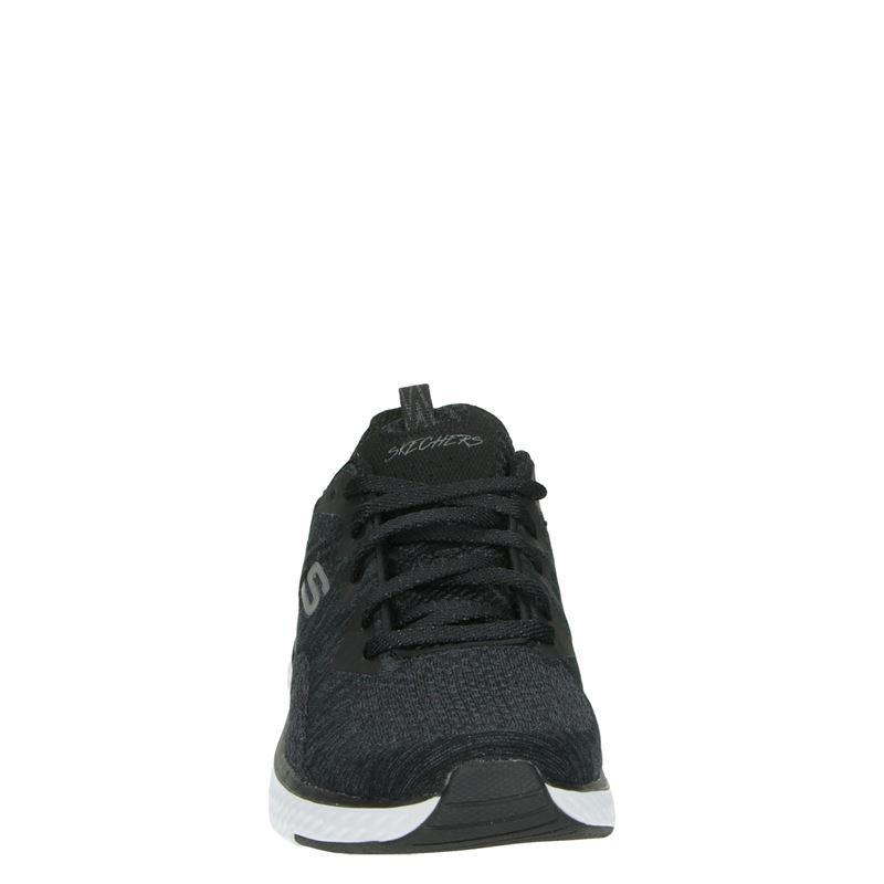 Skechers Brisk Escape - Lage sneakers - Zwart