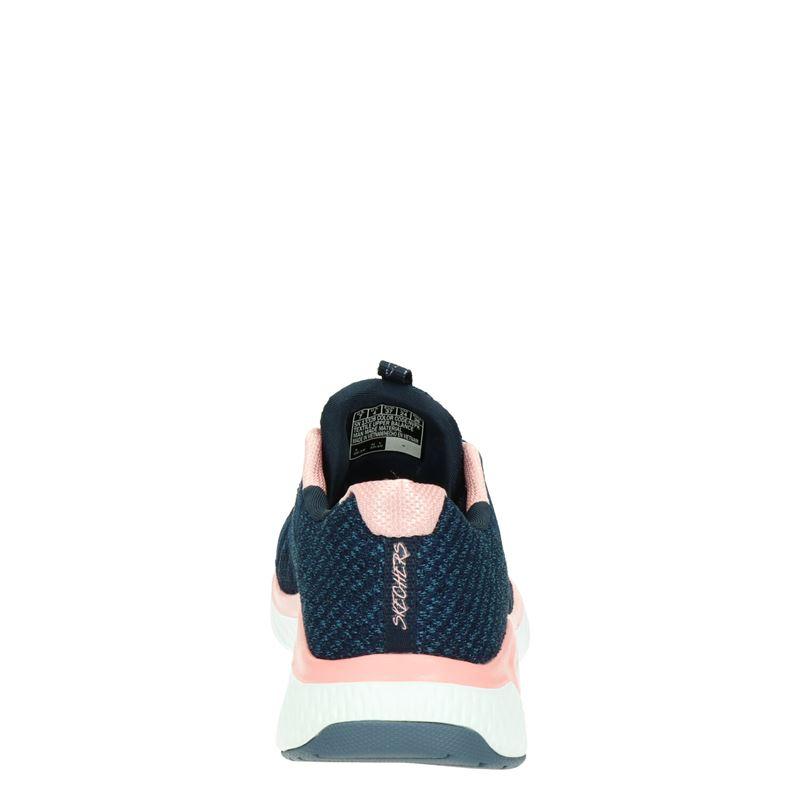 Skechers Brisk Escape - Lage sneakers - Blauw