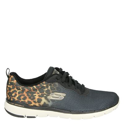 Skechers dames sneakers multi